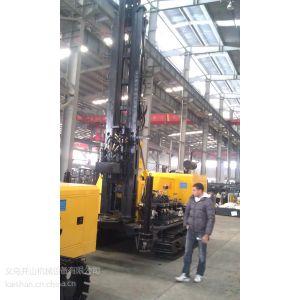 开山牌KW30型300米水井地热钻机