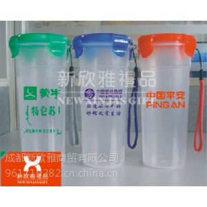 供应成都塑料杯成都促销广告杯