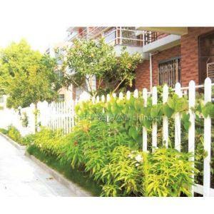 供应重庆中中栏杆 G PVC栏杆 塑钢栏杆 草坪栏杆
