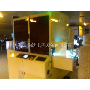 供应UV胶固化和触摸屏水胶贴合、薄膜开关、PCB、EL、FPC等耐热性极差物品印刷UV固化。