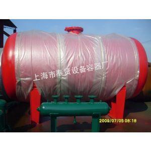 供应上海【申江牌】卧式储气罐 WCQG52-1.05-DN