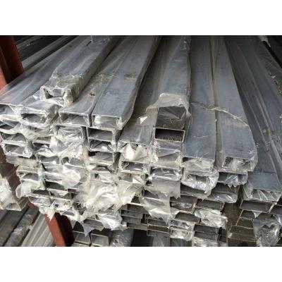 小口径抛光管,拉丝平椭圆管,304不锈钢矩形管20*60*2.0