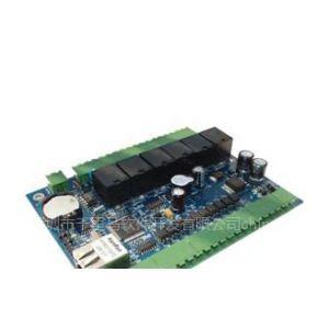 供应TCP/IP联网4门单向门禁控制器-门禁考勤系统-在线巡更系统