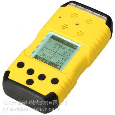 浓度值由系统自动换算TD1168-HF型手持便携式氟化氢监测仪