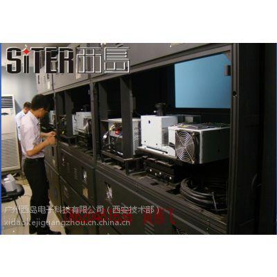 广东威创大屏机芯维修厂家/西安DLP大屏幕故障修复