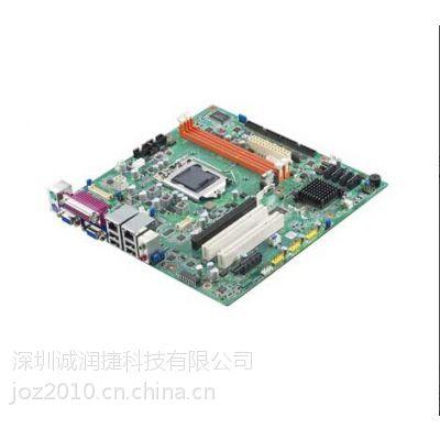 广州研华工业主板AIMB-501 支持DDR3,双千兆网口 特价 15989001492