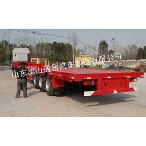 供应17.5米大板厂家 价格 轻量化低平板以旧换新 梁山17.5米散货运输