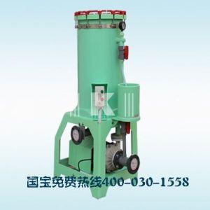 供应铬酸专用CL系列过滤机  国宝出品过滤机中的战斗机