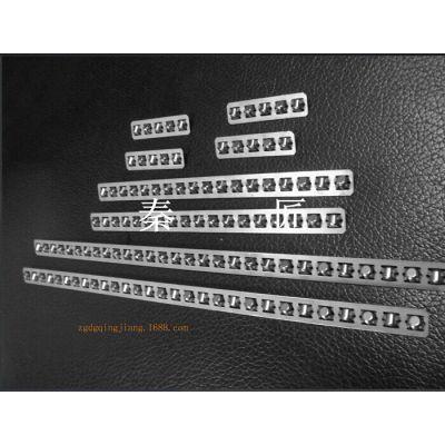 广东厂家直供2516 3020 1010 电脑花样机轨道走珠排珠条保持架