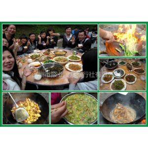 深圳南澳旅游计划 生态农庄野炊一日游