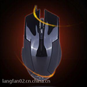 供应厂家特价批发有线背光游戏鼠标 电脑配件 价格*** 无线鼠标