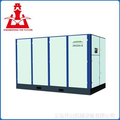 厂家销售 开山节能JN90-3低压螺杆空气压缩机 纺织行业的省电专家