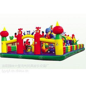 供应供应大型充气玩具,儿童充气玩具,大型充气城堡以及水上游乐设备