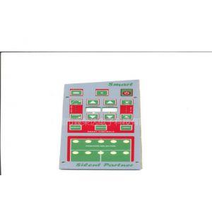 供应带LED灯二极管薄膜开关,发光薄膜开关,发光面板