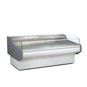 供应海尔开利保鲜柜|生鲜肉柜|食品冷风柜|风冷食品柜价格