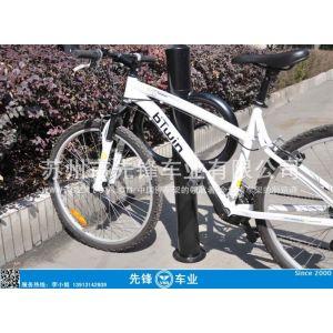供应外贸式自行车停车架生产厂家,不锈钢停车架定做