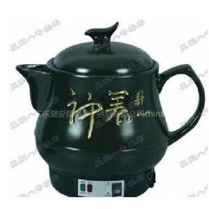 陶瓷发热体+蜂鸣+快慢档4.0L中药壶 煎药器煎煲