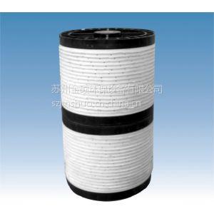 供应滤管压板式 滤纸式 滤袋 滤管锁帽 滤材 扬桃滤布