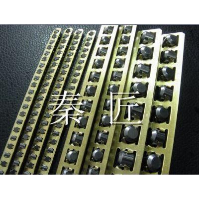 厂家直销秦匠品牌V4优质铜交叉导轨直线轴承保持架