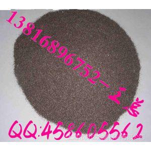 供应上海棕刚玉磨料 喷砂机磨料 氧化铝砂昆山一级棕刚玉磨料