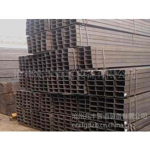 河北18×38方管 、薄壁20×30矩管 、厚壁20×40四方管 无缝方矩管