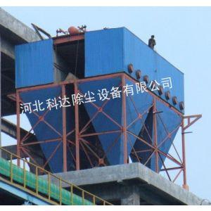 供应料仓除尘系统脉冲除尘器 气箱式布袋除尘器 离线清灰袋式收尘器工作原理