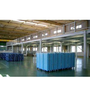 供应组合式钢平台,新款组装式钢结构平台