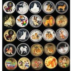 供应订做铜质纪念币|纪念章|深圳晶美