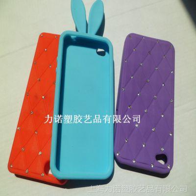 厂家热销PVC软胶手机壳 时尚可爱PVC手机套 手机外壳