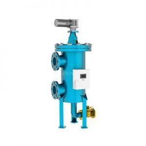 铭源HJ型旁流水处理器,手动刷式过滤器