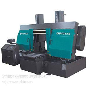 液压带锯床 深圳带锯床厂家批发 带锯床型号GB4028