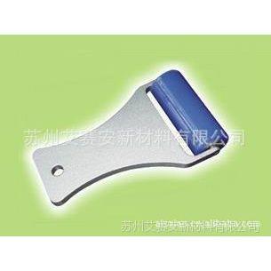 工厂批发粘尘滚轮-矽胶粘尘滚筒(可订做各种规格)!