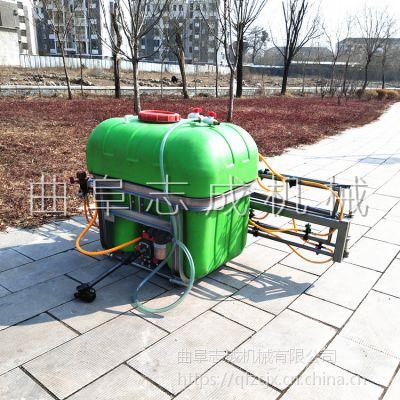 精品隔膜泵喷药机 折叠的拖拉机背负式打药机 500升农用小麦打药机