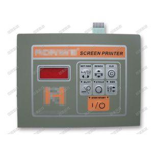 供应丝印机开关 移印机开关 转印机开关 薄膜开关 薄膜按键