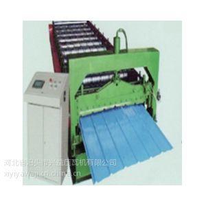 供应V910型压瓦机设备、彩钢板机器
