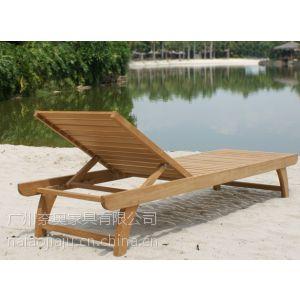 供应户外休闲折叠躺椅