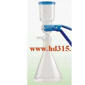 供应全玻璃微孔滤膜过滤器(国产) 型号:BJBLAA-1000