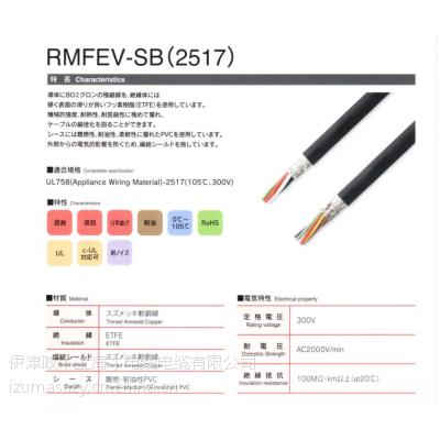大电RMFEV-SB(2517)机器人手臂线