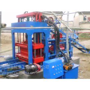 供应金驼牌4-15多功能水泥砖机 混凝土支撑垫块机