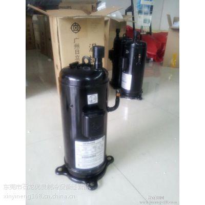供应东莞优良制冷供应日立HITACHT制冷压缩机,5匹503DH-80C2Y原装正货