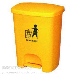 专业生产各类垃圾桶模具 黄岩垃圾桶模具厂