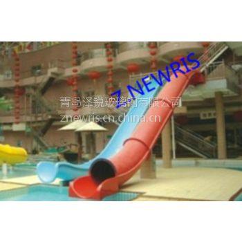 青岛玻璃钢炮筒滑梯图片价格