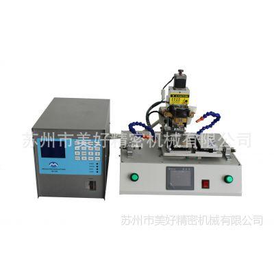 供应马达式热压焊接机 左右平台自动热压焊接机 马达控制热压机 新款