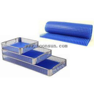 供应硅胶消毒垫,医用托盘垫,耐高温消毒长针垫,硅胶清洗垫