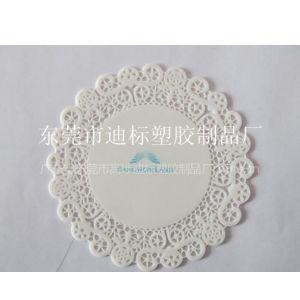 供应PVC时尚杯垫 PVC杯垫 PVC软胶杯垫