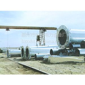 霸州华兴专业生产供应10KV电力钢杆及钢管塔