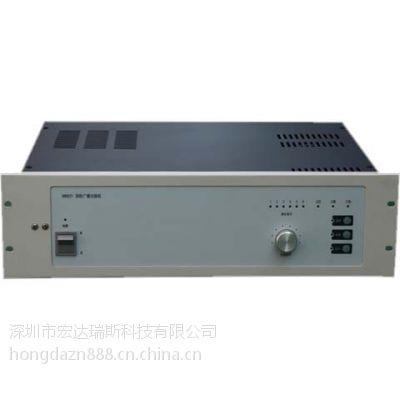 供应供应GB9221/500W消防广播功率放大器/广播功放/纯后级功放/扩展功放