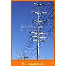供应北京10kv电力钢杆、钢桩基础及打桩施工