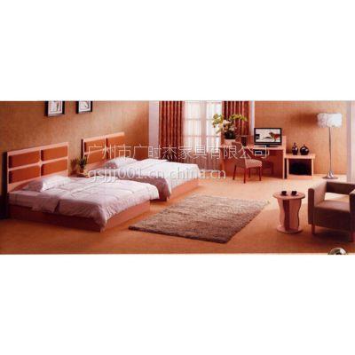 供应中山酒店家具时尚酒店宾馆家具经济型家具旅馆床架公寓套房家具厂家直销