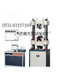 供应WAW-600B微机控制电液伺服万能试验机